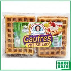 Gaufres Pati/Sans Sucre 200gr kasher parve