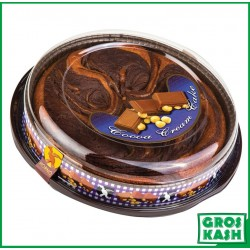 Tarte Chocolat 400gr kasher parve IHOUD RABANIM AFIAT ISRAEL