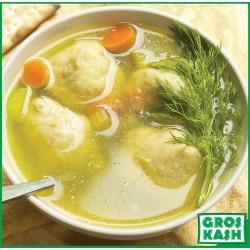Soupe de Poulet 1 Kg kasher...