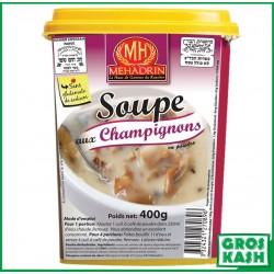 Soupe Champignons Mehadrin 400 G MH kasher lepessah IHOUD HARABBANIM