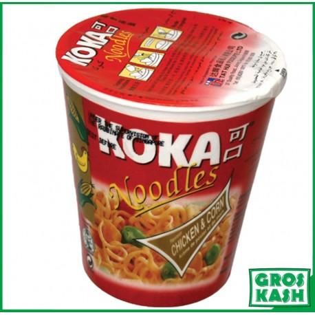 Nouille Chinoise goût Poulet 70gr kasher IHOUD HARABBANIM