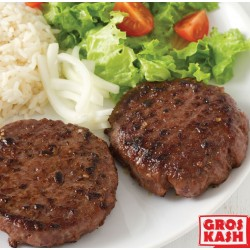 Hamburger Burger Ranch 800 gr Glatt Shritta Loubawitch Badatz IHOUD