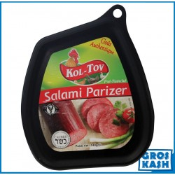 Salami Pariser 140gr kasher lepessah RABBINAT D'ISRAEL MATÉ ASHER