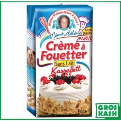Crème à Fouetter cacher parve sans lait Mémé Hélène RAV WEISTHEIM