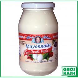 Mayonnaise Nature 500 ML MEME HELENE kasher lepessah BADATZ BETH YOSSEF