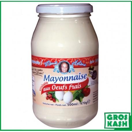 Mayonnaise Nature 500ml MEME HELENE kasher lepessah BADATZ BETH YOSSEF