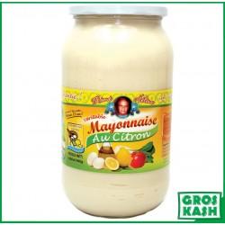 Mayonnaise Citron 1L MEME HELENE kasher lepessah BADATZ BETH YOSSEF
