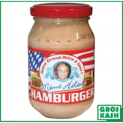 Sauce Hamburger 250 ML MEME HELENE kasher BADATZ BETH YOSSEF