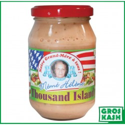 Sauce Thousand Island 250 ML MEME HELENE kasher BADATZ BETH YOSSEF