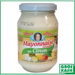Mayonnaise Citron 250 ML MEME HELENE kasher lepessah BADATZ BETH YOSSEF