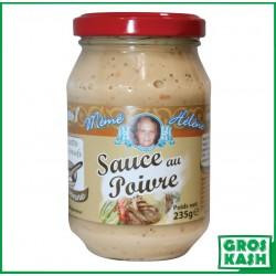 Sauce au Poivre 250ml MEME HELENE kasher lepessah BADATZ BETH YOSSEF