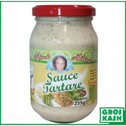 Sauce Tartare 250ml MEME HELENE kasher lepessah BADATZ BETH YOSSEF