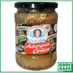 Aubergine Grille 580ml kasher lepessah