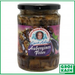 Aubergines Frites 580ml kasher lepessah