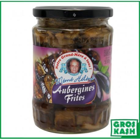 Aubergine Frite 580ml kasher lepessah