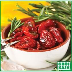Tomates séchées Marinées...