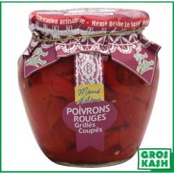 Amphora Poivron Rouge coupes 580ml kasher lepessah