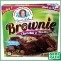 Brownies Americain Choco/Noisette 285gr kasher parve IHOUD