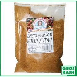 Épice pour rôti de Boeuf/Veau 100 G kasher lepessah BADATZ IHOUD