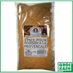 Épice pour Poisson a la Provencale 90gr kasher lepessah BADATZ IHOUD