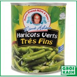Haricots Vert tres fins MH 800 G kasher le pessah BADATZ IHOUD