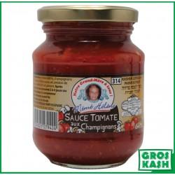 Sauce Tomates aux Champignons 314ml kasher le pessah BADATZ IHOUD