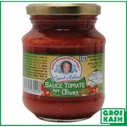 Sauce Tomates aux Olives 314 ML kasher le pessah BADATZ IHOUD