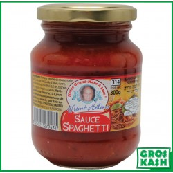 Sauce Spaghetti a la Napolitaine 314ml kasher le pessah BADATZ IHOUD