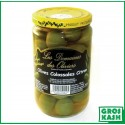 Olives Colossales Citron Domaines de Olivier 72cl kasher le pessah