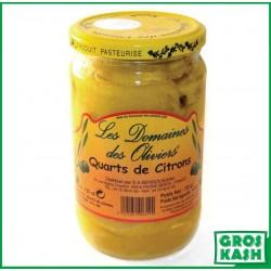 Quart de Citron Beldis Domaines de Olivier 72cl kasher le pessah