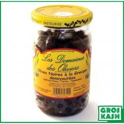 Olives à la grec Denoyautées 72cl kasher le pessah