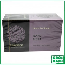 The Infusion The Earl Grey 50gr x6 kasher lepessah