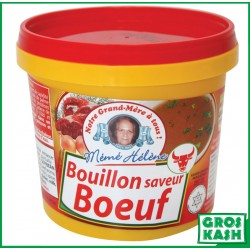 Poudre Bouillon Saveur Viande Parve 250gr kasher lepessah BADATZ BETH YOSSEF