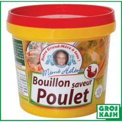 Poudre Bouillon Saveur Poulet Parve 250gr kasher lepessah BADATZ BETH YOSSEF
