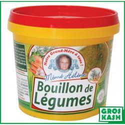 Poudre Bouillon Saveur Legumes Parve 250gr kasher lepessah BADATZ BETH YOSSEF