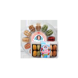 Macarons Luxe box Premium Ronde 180gr kasher BADATZ BETH YOSSEF