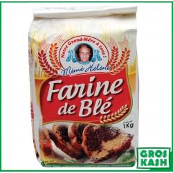 Farine Rouge Extra 1kg MEME HELENE kasher