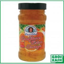 Confiture extra 55% D'Oranges MH 370gr kasher lepessah