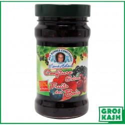 Confiture extra 55% Fruits des Bois 370gr kasher lepessah