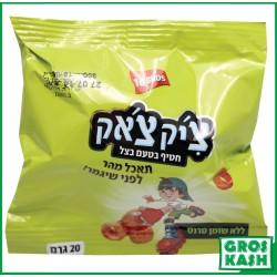 Chik Chak Oignon 20 sac de 20gr kasher lepessah