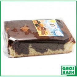 Bouscoutou Marbre biscuit de Savoie 375gr kasher