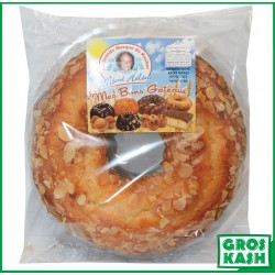 Grand Rondon familial aux amandes effilees 400gr kasher