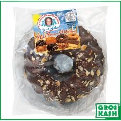 Bubom gateaux moelleux chocolat et amandes effilees 420gr kasher