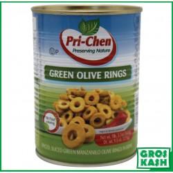 Olives Coupees Rondelles 560gr kasher lepessah