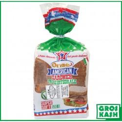 Pain de Mie Sandwich Americain 500gr kasher BADATZ BETH YOSSEF