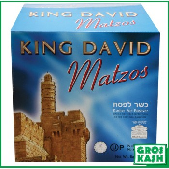 Kink David Matzots 1kg kosher lepessah BADATZ IHOUD RABANIM