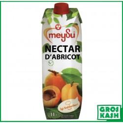 Nectar d'Abricot 1L kasher lepessah