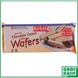 Gaufrette au Chocolat Gluten Free 100gr kasher lepessah RABBI HOD