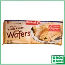 Gaufrette a la Vanille Gluten Free 100gr kasher lepessah RABBI HOD