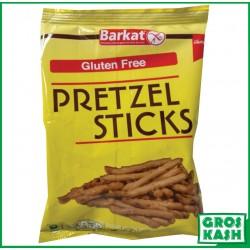 Sticks Pretzels Gluten Free 75gr kasher lepessah RABBI HOD